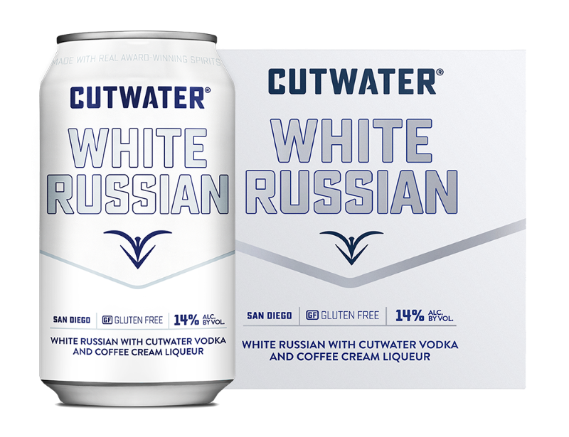 CUTWATER WHITE RUSSIAN
