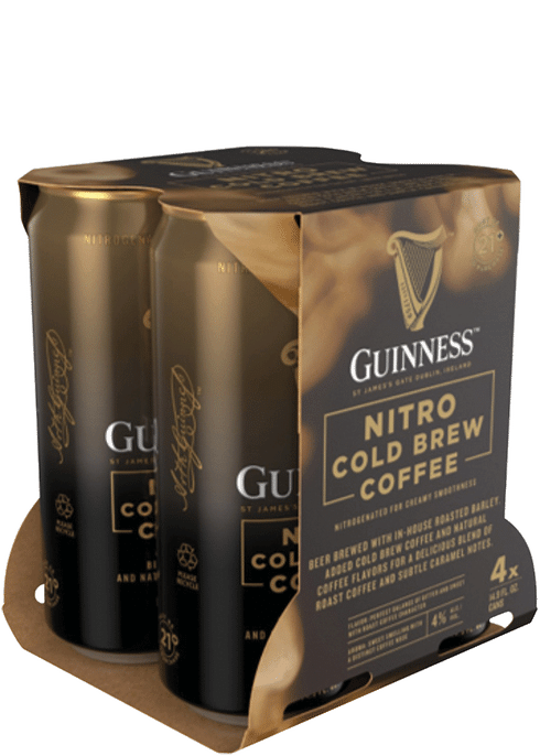 GUINNESS NITRO COLD BREW COFFEE STOUT