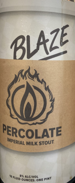 BLAZE BREWING PERCOLATE