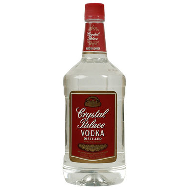 CRYSTAL PALACE VODKA