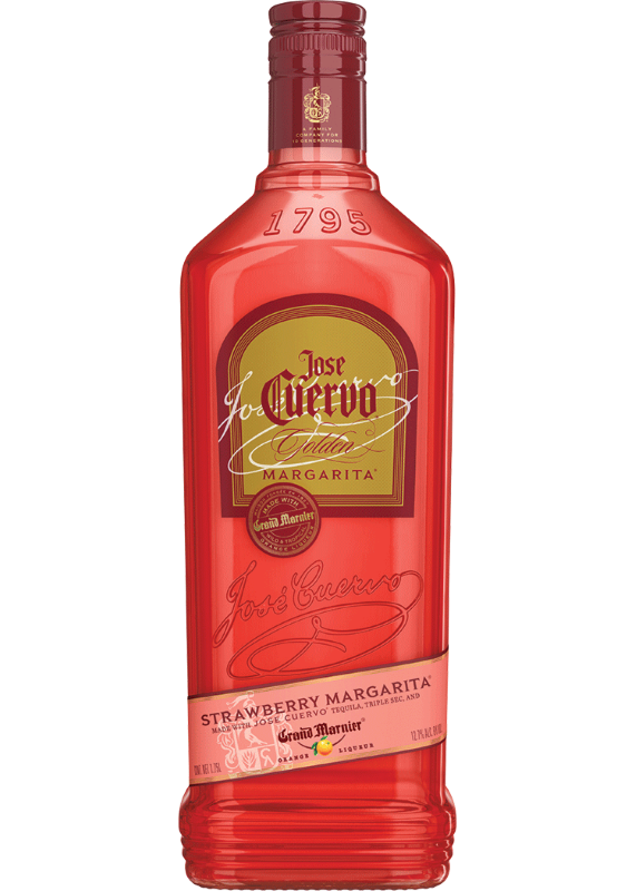 CUERVO GOLDEN STRAWBERRY MARGARITA