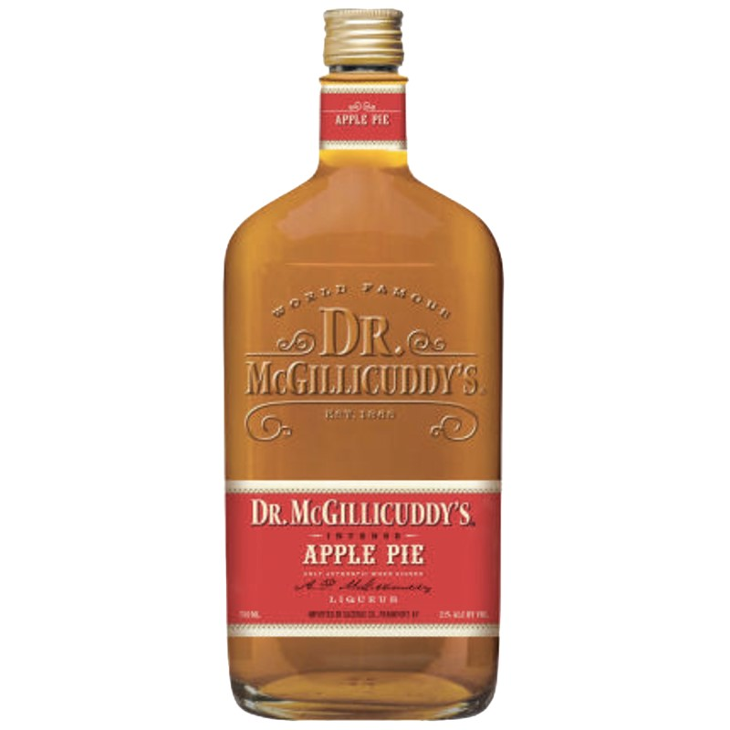 DR MCGILLICUDDYS INTENSE APPLE PIE