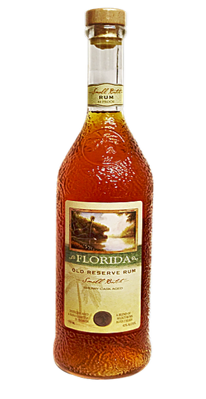 FLORIDA OLD RESERVE SHERRY CASK RUM