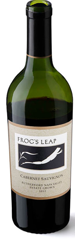 FROGS LEAP CABERNET