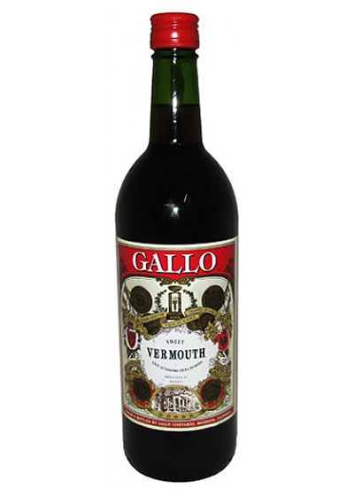 GALLO RED VERMOUTH