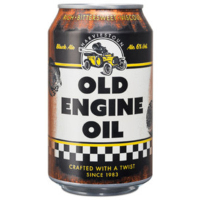 HARVIESTOUN OLD ENGINE OIL