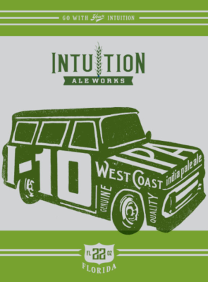 INTUITION 1-10 IPA