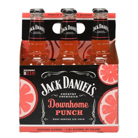 JACK DANIELS RTD DOWNHOME PUNCH