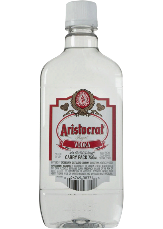 ARISTOCRAT VODKA