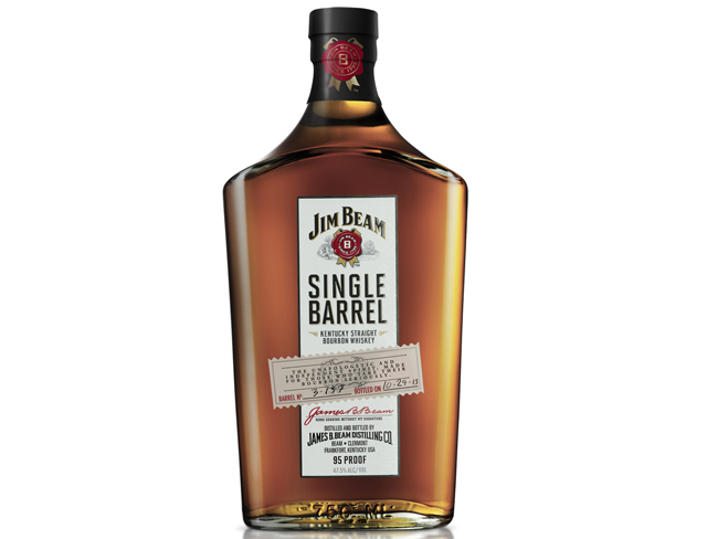 JIM BEAM SINGLE BARREL 95