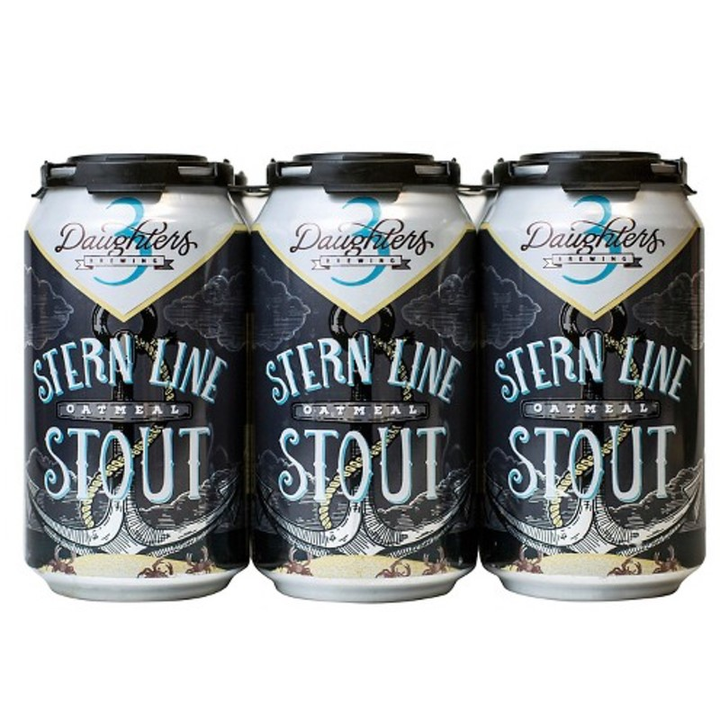 3 DAUGHTERS BREWERY STERN LINE OATMEAL STOUT