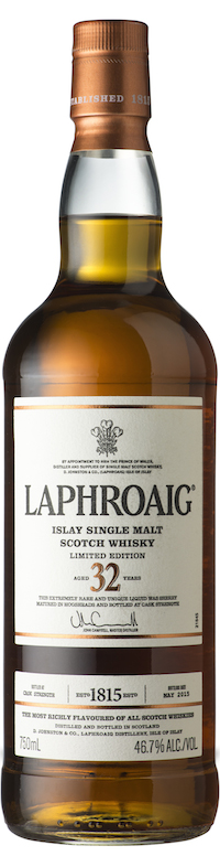 LAPHROAIG 32 YR LTD EDITION