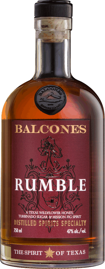 BALCONES RUMBLE SPIRIT