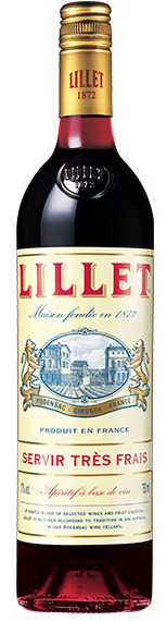 LILLET RED