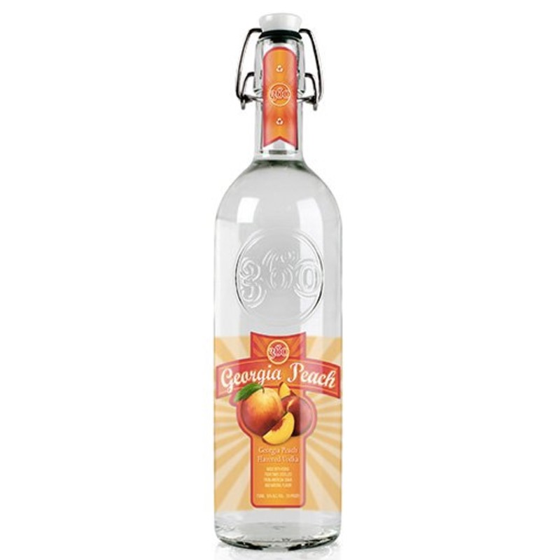 360 VODKA GEORGIA PEACH