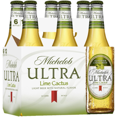 MICHELOB ULTRA PRICKLY PEAR LIME