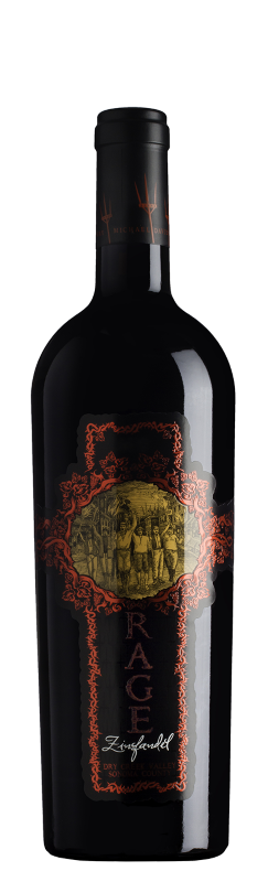 MICHAEL DAVID RAGE ZINFANDEL
