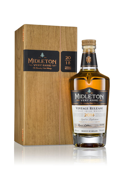 MIDLETON IRISH WHISKEY VINTAGE RELEASE