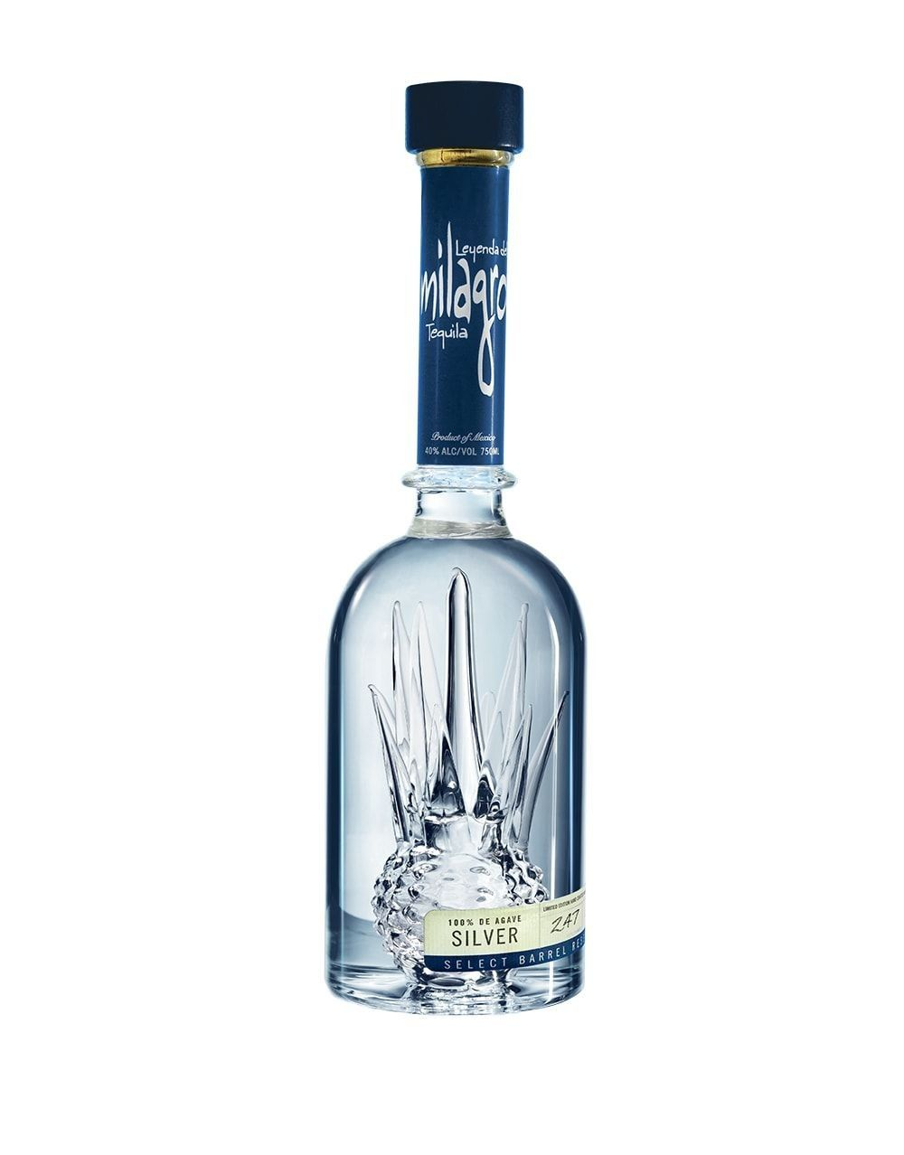 MILAGRO SILVER SELECT BARREL RESERVE