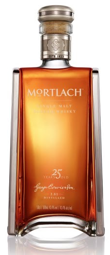 MORTLACH SINGLE MALT 25 YR
