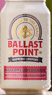 BALLAST POINT WATERMELON IPA