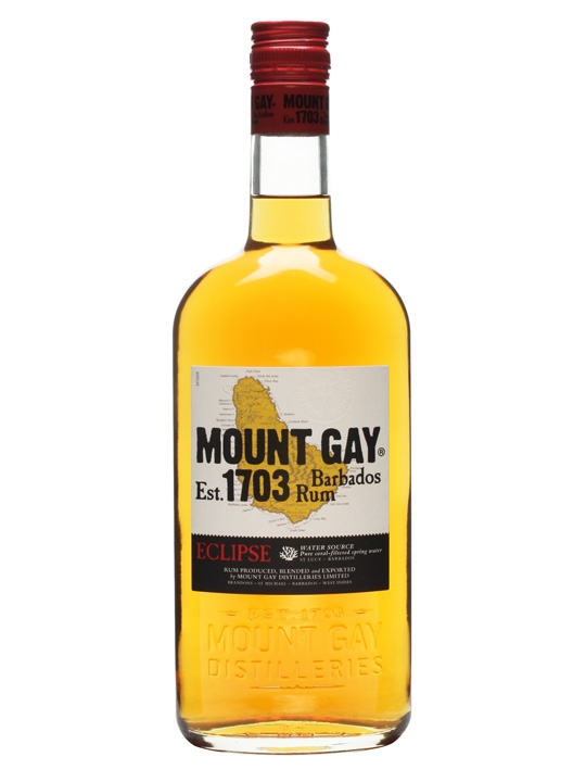 MOUNT GAY GOLD ECLIPSE