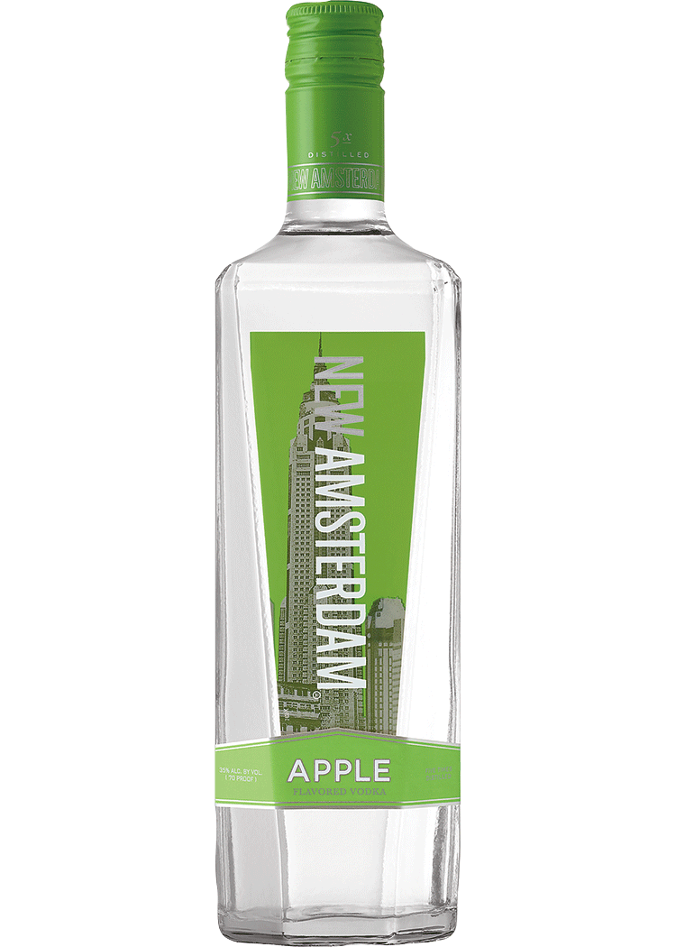 NEW AMSTERDAM APPLE