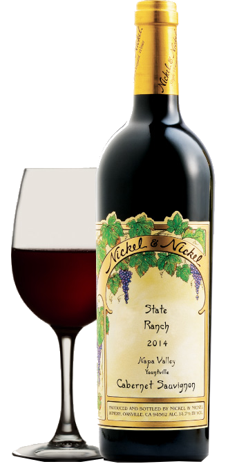 NICKEL & NICKEL STATE RANCH CABERNET