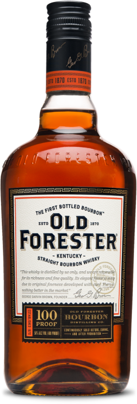 OLD FORESTER 100*