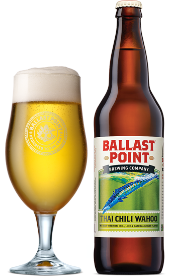 BALLAST POINT THAI CHILI WAHOO