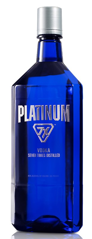 PLATINUM 7 X VODKA