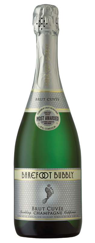 BAREFOOT BUBBLY BRUT CUVEE