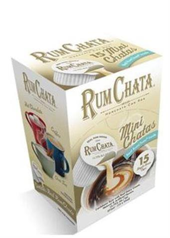 RUMCHATA MINI CHATAS