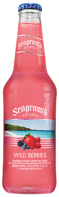 SEAGRAMS ESCAPES WILD BERRIES