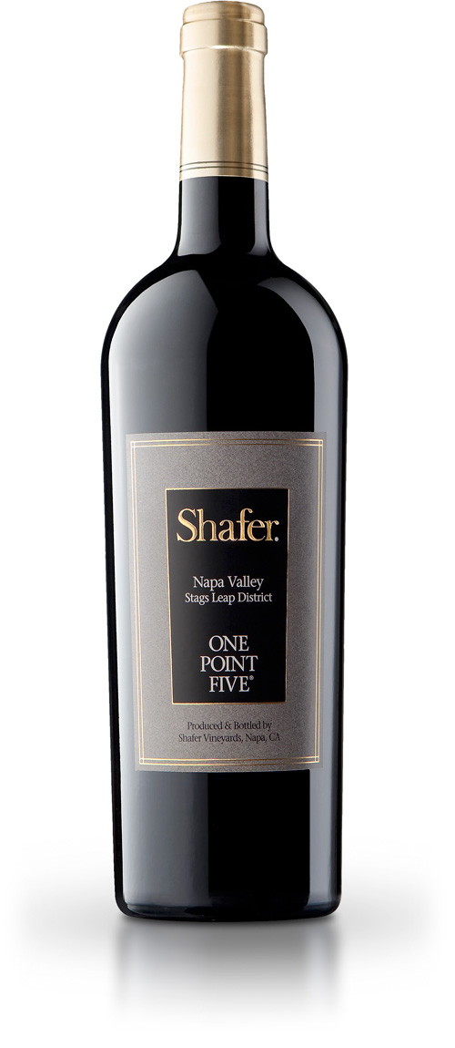 SHAFER CABERNET ONE POINT FIVE 2013