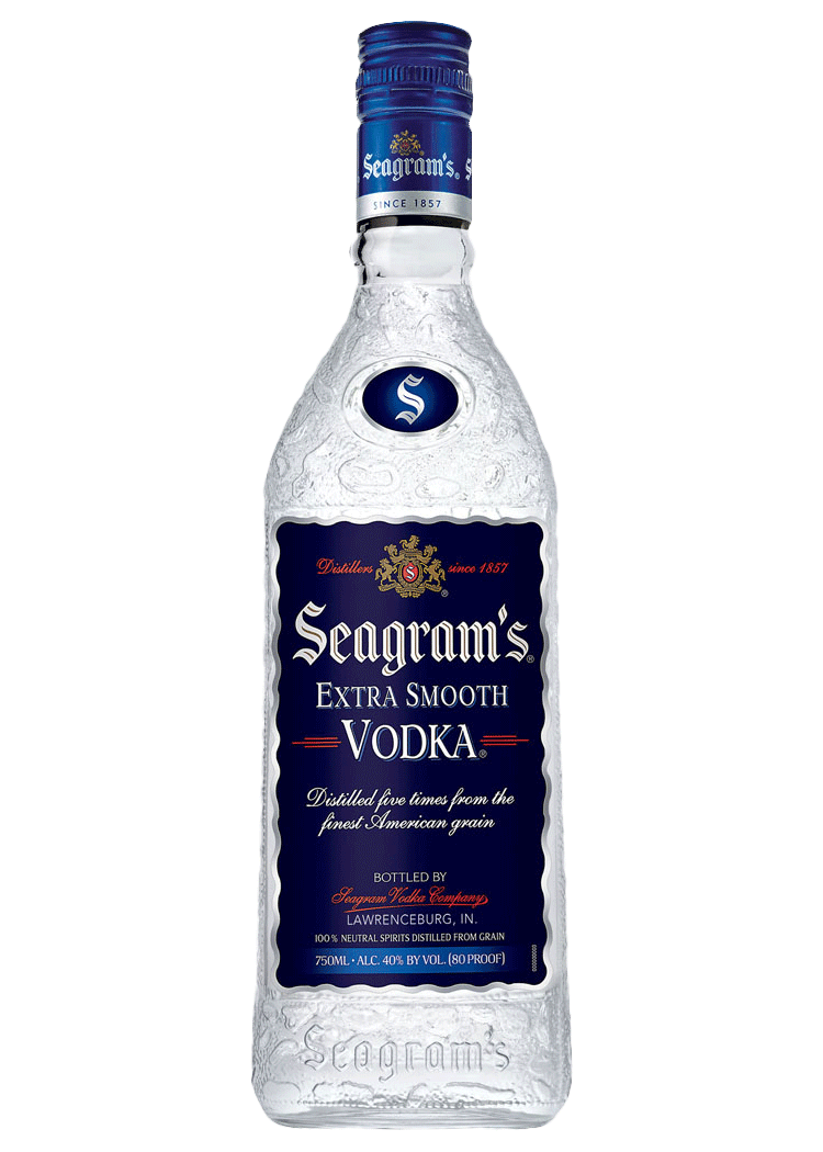 SEAGRAMS VODKA