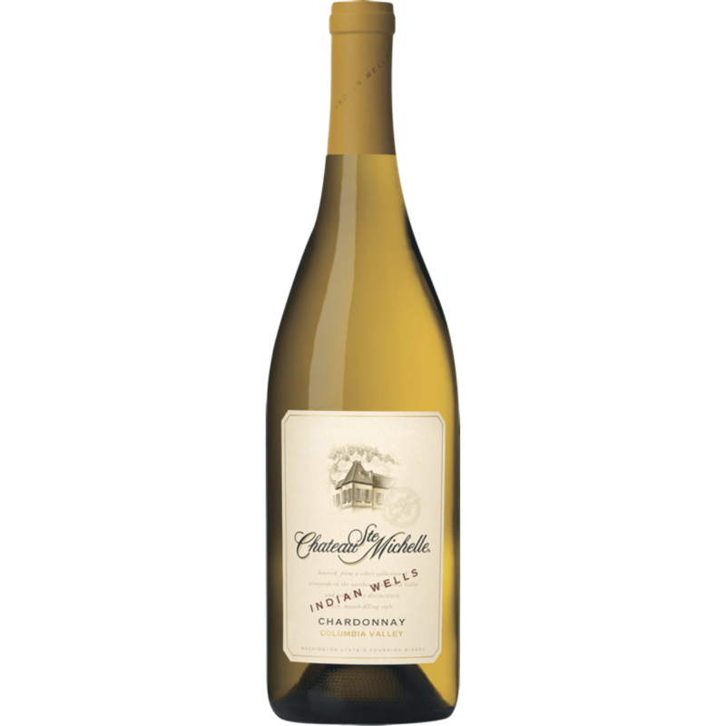 STE MICHELLE CHARDONNAY INDIAN WELLS