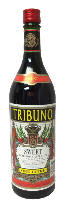 TRIBUNO RED VERMOUTH