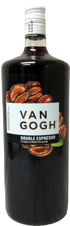 VAN GOGH VODKA DOUBLE ESPRESSO