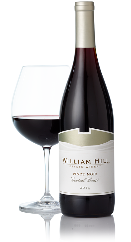 WILLIAM HILL PINOT NOIR COASTAL COLLECTION