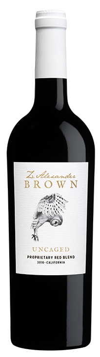 Z ALEXANDER BROWN RED BLEND