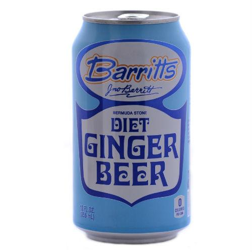 BARRITTS GINGER BEER DIET