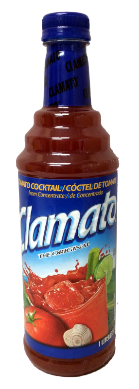 CLAMATO COCKTAIL