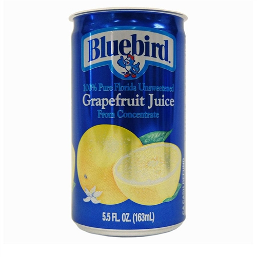 BLUEBIRD GRAPEFRUIT
