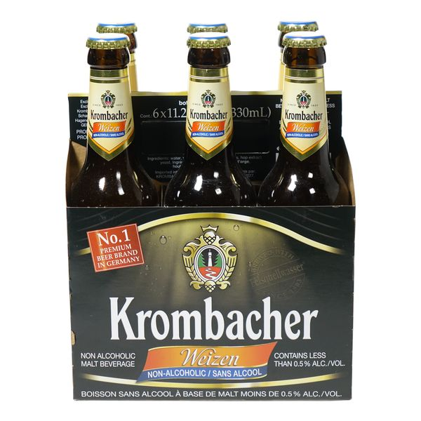 KROMBACHER WEISSE NON-ALCOHOLIC