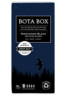 BOTA BOX NIGHTHAWK BLACK