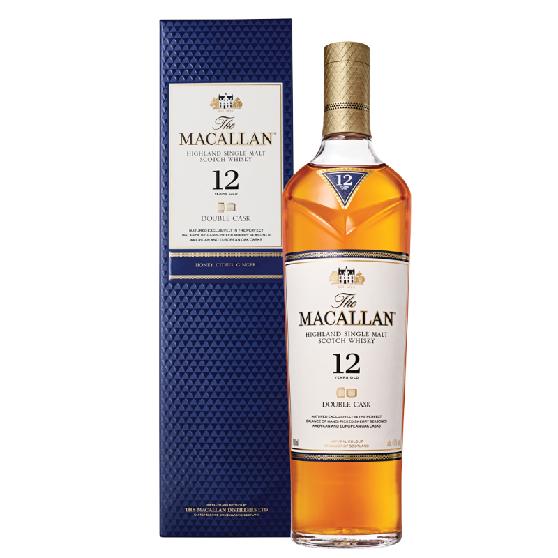 MACALLAN DOUBLE CASK 12 YR