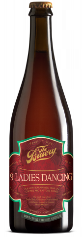 BRUERY 9 LADIES DANCING