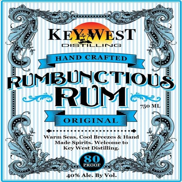KEY WEST RUMBUNCTIOUS SILVER