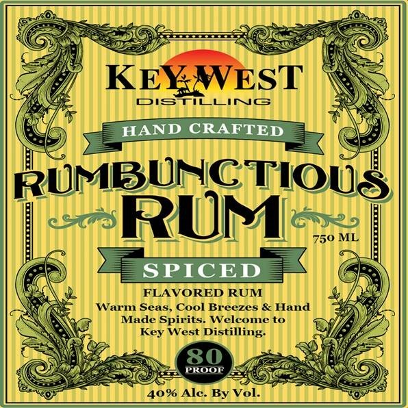 KEY WEST RUMBUNCTIOUS SPICED